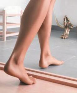 padlófűtés csempefűtés