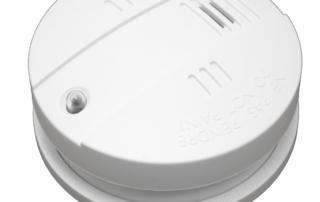 z-wave senzor de fum