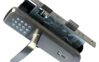 z-wave lock