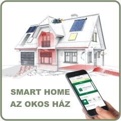 home automation okos haz