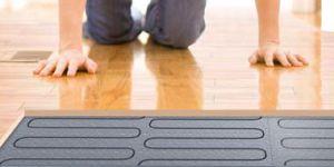 Felületi padlófűtés